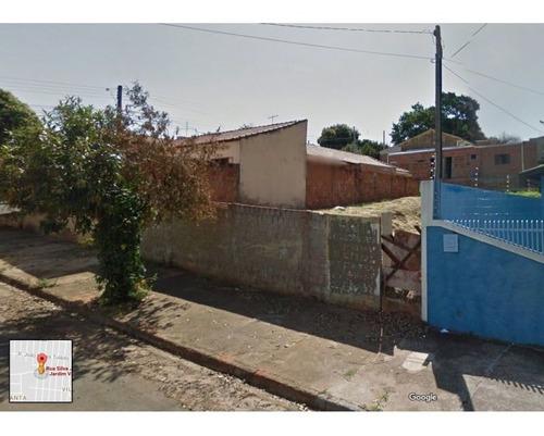 Lote / Terreno À Venda -  Jardim Vania Maria, Bauru-sp - 3243
