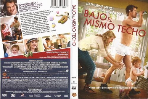 Bajo El Mismo Techo Dvd Katherine Heigl Josh Duhamel Mercado Libre