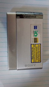 Camera Digital Sony Cybarshot 12.1 Mega Pixel