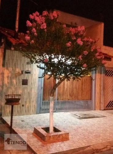 Imagem 1 de 12 de Imob03 - Sobrado Com 2 Dormitórios À Venda, 156 M² Por R$ 372.000 - Jundiapeba - Mogi Das Cruzes/sp - So0745
