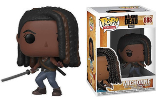 Funko Pop! Tv The Walking Dead Michonne