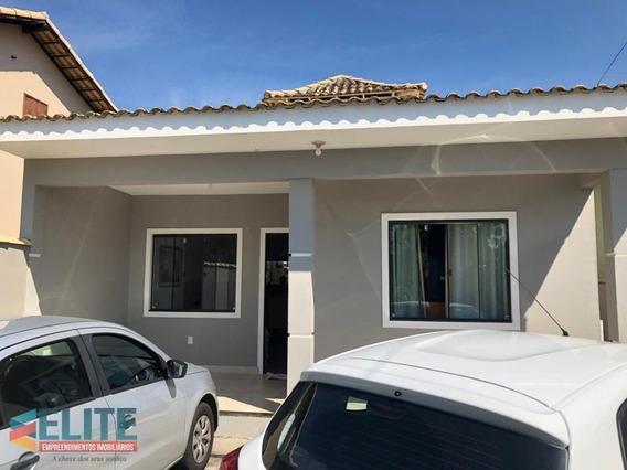 Casa Para Venda Em Saquarema, Bacaxá, 3 Dormitórios, 1 Suíte, 2 Banheiros - E044