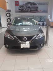 Remate Nissan Sentra Advance Ta 2017 Ultimas Unidades 1.8l