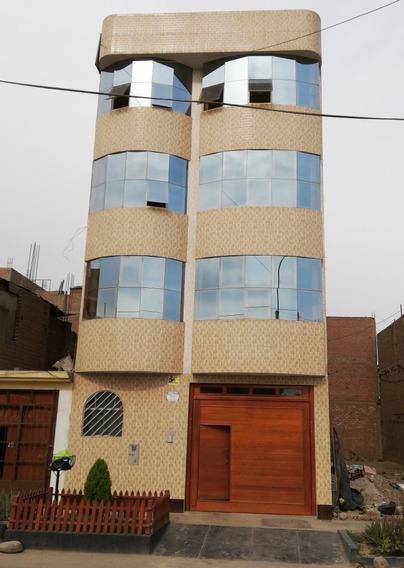 Casa De 4 Pisos