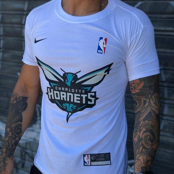 Remera Charlotte Hornets