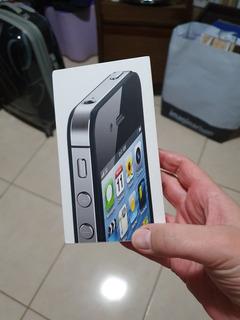 iPhone 4s Preto Em Ótimo Estado E Funcionando!