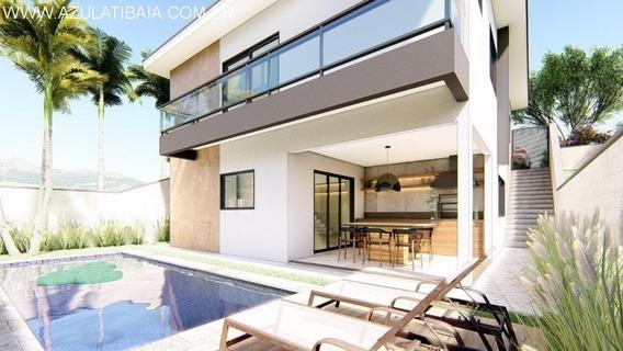 Casa A Venda Em Atibaia, Terras De Atibaia, Condomínio - Ca00362 - 33888989