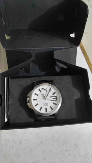 Reloj Para Caballero Puma Original Big Size Muy Buen Estado