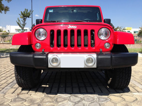 Jeep Wrangler 3.6 Unlimited Sahara 4x4 2014