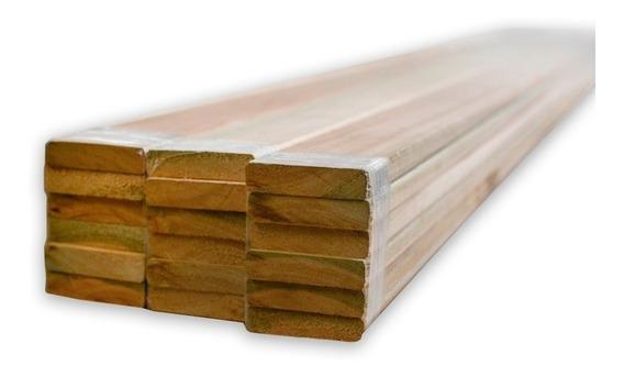 Deck De Madera Saligna Eucaliptus X Tabla De 1x4x 3.05 Mts