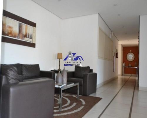 Apartamento Em Barueri - Condomínio For De Liz Com 03 Dormitórios. - 1815 - 67873851