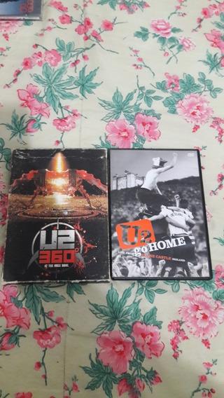 Dvds Shows U2