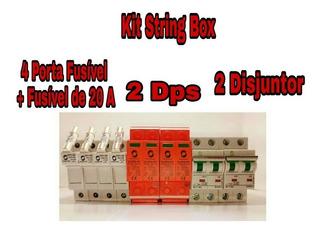 Kit String Box Energia Solar