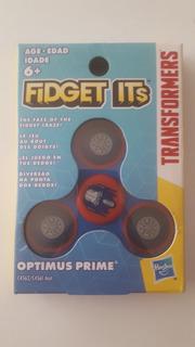 Transformers: Fidget Its Optimus Prime Spinner Hasbro