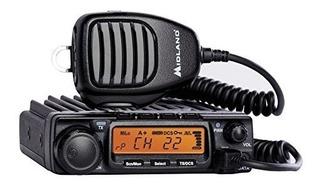 Midland Mxt400 Radio Bidirecional Gmrs Movil De 40 W