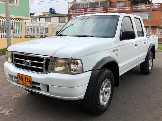 Ford Ranger 4x4 2600cc Mt Aa Fe Ab Abs