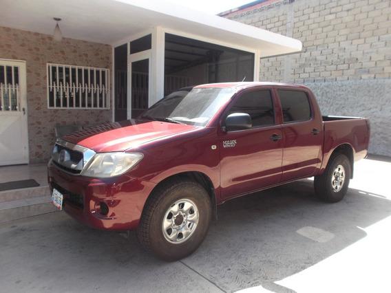 Toyota Hilux 2.7 Automatica Año 2011
