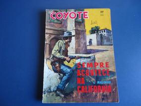 O Coyote Nº 167 - Sempre Acontece Na California