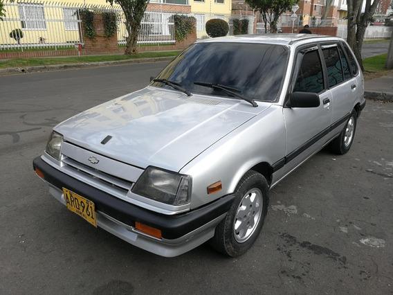 Chevrolet Sprint Mt1000cc Plata Niquel Sa