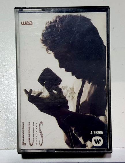 Luis Miguel Romance Cassette Original 1991 Dj Todelec