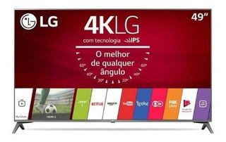 Tv 49 Polegadas Lg 4k 49uj6565