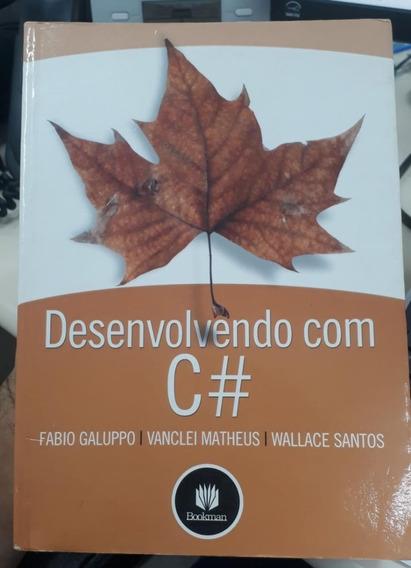 Livro Desenvolvendo Com C#