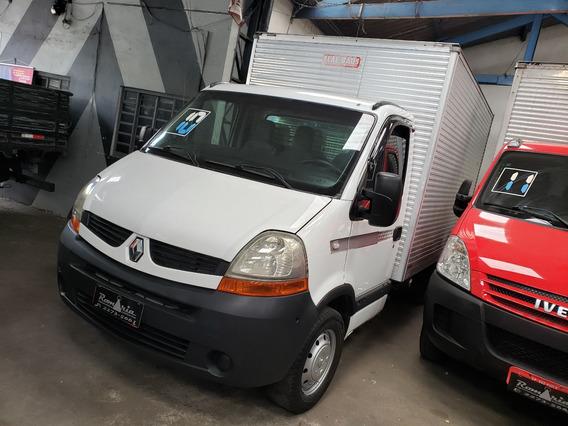 Renault Master 2.5 2010 C/ Baú, Novissíma!!!