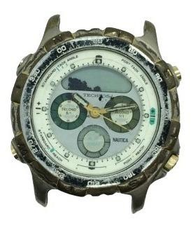 Sucata Relógio Technos Cl50 Anadigi