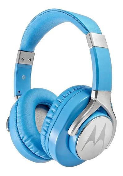 Fone de ouvido Motorola Pulse Max azul