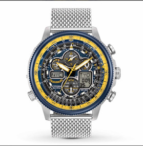 Relógio Citizen Blue Angels Navihawk Eco Drive