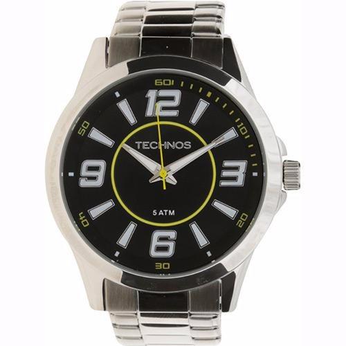 Relógio Technos Racer 2036lnw1y Masculino + Nf E Garantia