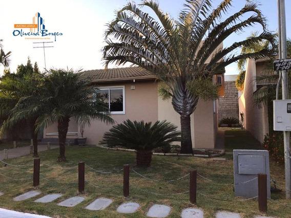 Casa Com 3 Dormitórios À Venda, 65 M² Por R$ 255.000,00 - Residencial Sol Nascente - Anápolis/go - Ca0697