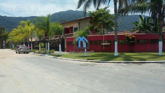 Apartamento Com 2 Dorms, Perequê Açu, Ubatuba - R$ 250.000,00, 0m² - Codigo: 49 - V49