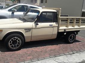 Chevrolet Luv Camioneta Clasica