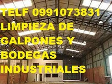 Telf 0981941777 Limpieza Profunda De Pisos De Hormigon