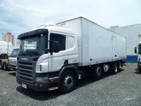 Scania P 270 8x2 Bi Truck 2011\2011
