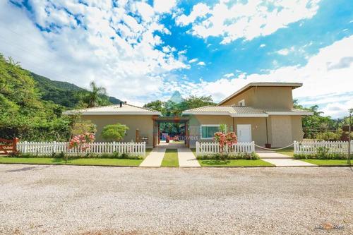 Casa Para Venda Em Ubatuba, Lagoinha, 3 Dormitórios, 3 Suítes, 1 Banheiro, 4 Vagas - 1385_2-1177486