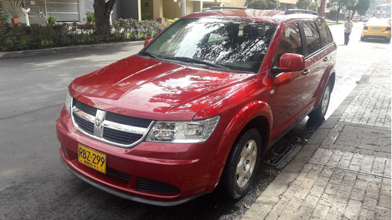 Dodge Journey 2010, 75000 Kms. 5 Puestos.preciosa