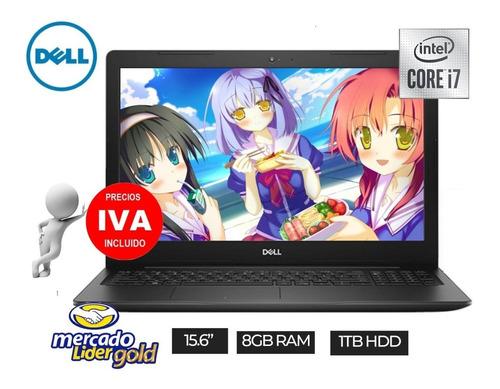 Laptop Portatil Dell Core I7 10ma Gen 8gb 1tb Led 15.6 Iva