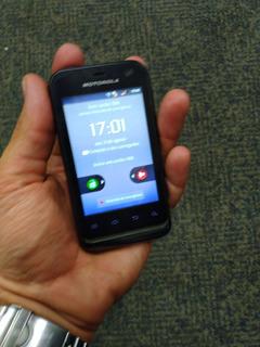 Celular Motorola Defy Mini Xt320 Testado Em Bom Estado Vivo