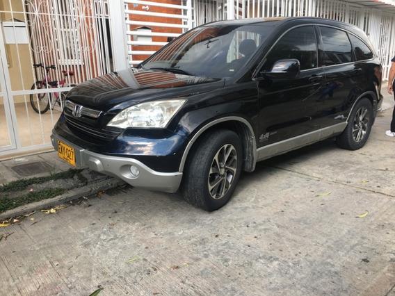 Honda Cr-v Ex 2007 Edition Limited