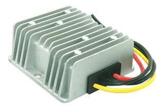 Transformador Elevador Convertidor 12v A 24v 10a - Enertik