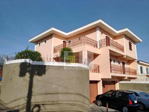 Imagem 1 de 23 de Sobrado Com 4 Dormitórios À Venda, 367 M² Por R$ 965.000 - Jaguaré - São Paulo/sp - So0172