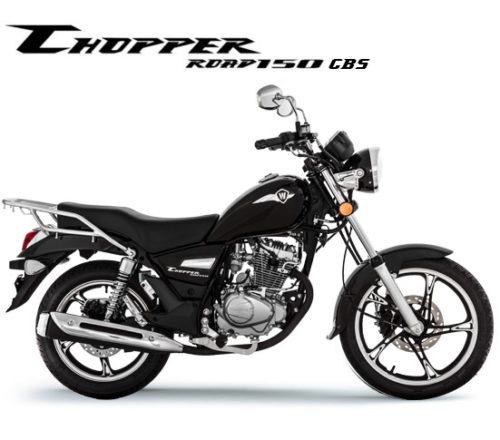 Haojue Chopper Road Cbs 150 2020 0km