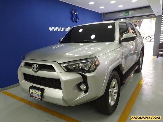 Toyota 4runner Sr5-automatico