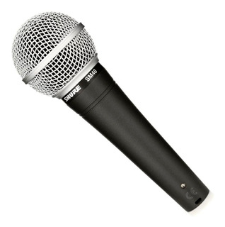 Microfono Shure Sm48-lc Dinamico Cardiode