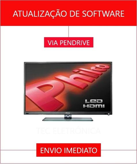 Software Tv Led Ph39e53sg-a - Philco
