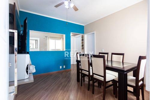 Apartamento 2 Quartos Repleto De Armários, 49,62 M² Por R$ 175.000 - Cotia/sp - Outeiro De Passárgada - Ap0383