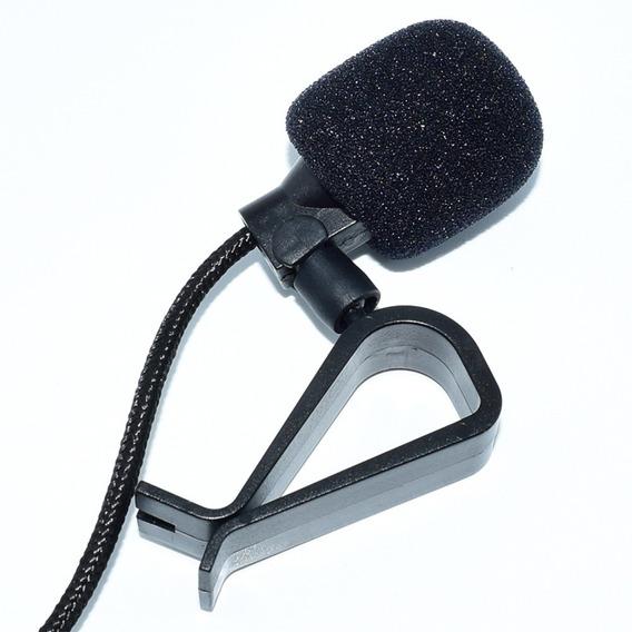 Microfone De Lapela Externo Mini Usb Camera Sjcam