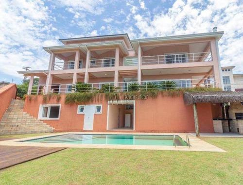 Casa Com 3 Dormitórios À Venda, 500 M² Por R$ 1.999.000,00 - São Paulo Ii - Cotia/sp - Ca0089